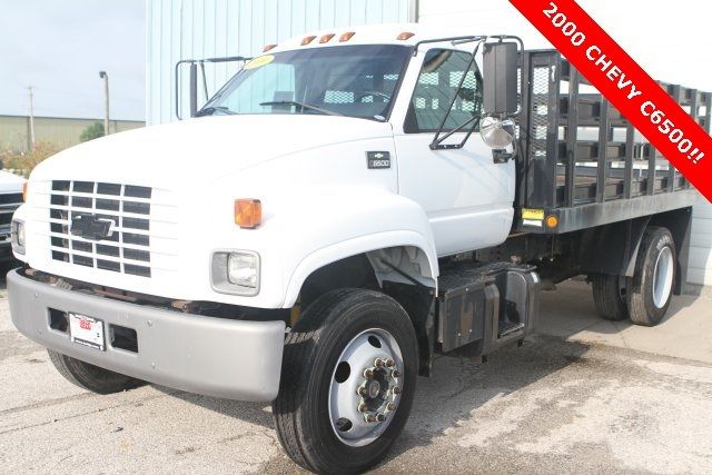1gbg6h1c6yj506141 Used 00 Chevy C6500 Regular Cab 7 2l L