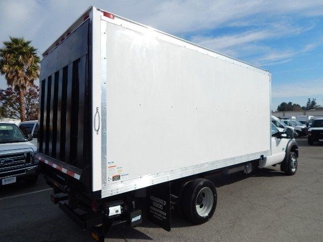 1fduf5gtxdeb84610 Used 2013 Ford F550 16 Box Truck 6 7l