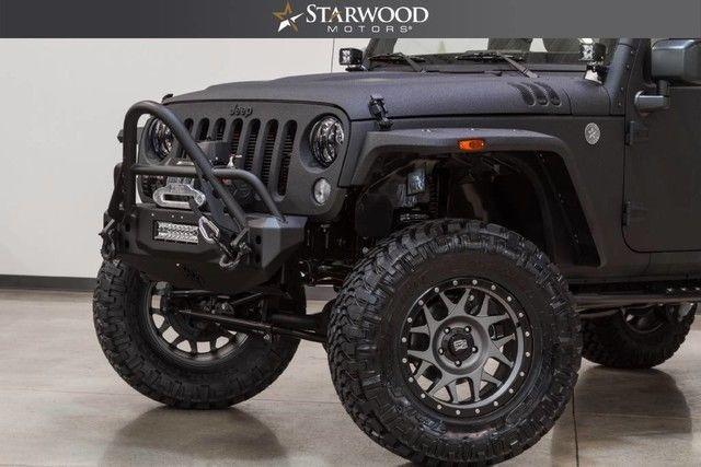 Starwood Motors Jeep >> 1C4HJWDGXHL533722 - Used 2017 Jeep Wrangler Unlimited ...