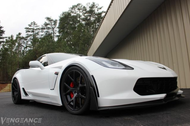 1G1YR2D69F5600510 - Vengeance Racing 1100RWHP 2015 Chevrolet