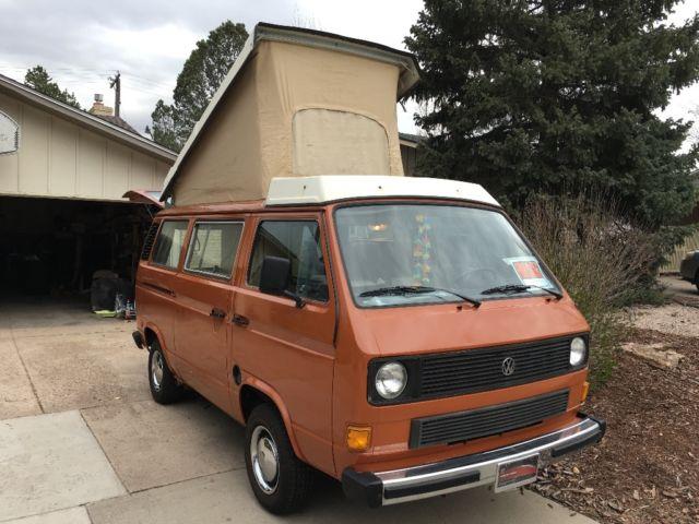 1982 volkswagen vanagon diesel